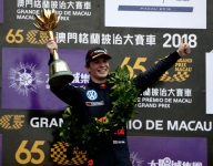 Ticktum wins F3 Macau GP overshadowed by heavy crash