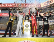 NHRA first: All four champions win in Pomona finale