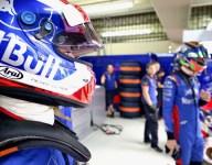 Toro Rosso drivers explain Brazil disagreement