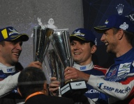 Button enjoying racing again after Super GT title, WEC podium