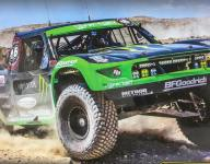 Steele claims unofficial Baja 1000 win