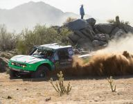 Thanks given: The great backstory to Steele's Baja 1000 win