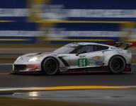 Milner, Gavin weather the storm in Corvette's China debut