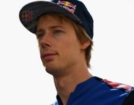 Porsche Formula E program among Hartley's options