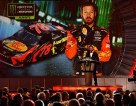 Truex ready to move on with JGR