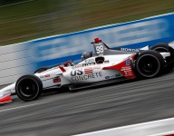 Marco Andretti becomes partner in No. 98 entry