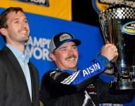 Moffitt wins Truck Series championship