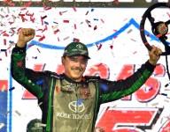 Moffitt wins Truck race at Phoenix; Gragson completes Championship 4