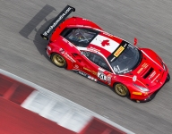 First-time teammates Molina, Vilander find quick SprintX success