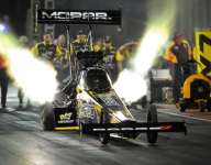 Pritchett, Johnson Jr., Coughlin Jr., Smith lead Pomona qualifying