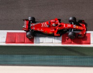 Vettel tops first day of Pirelli test despite crash