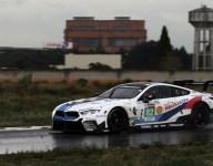 Zanardi completes first BMW M8 test in Rolex 24 prep