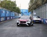 Evans wins inaugural Jaguar I-PACE eTROPHY race