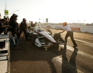 IndyCar to stay with E85 fuel through 2020