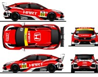 HART enters Pilot Challenge TCR class with Eversley, Gilsinger