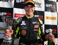 British F3 champ Lundqvist set for PPM GTD Lamborghini effort at Rolex 24