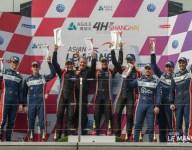Derani, Spirit of Race win Shanghai Asian Le Mans opener