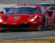 Risi confirms Rolex 24 Ferrari GTLM entry