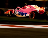 Force India name disappears from F1