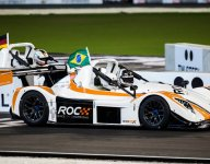 Castroneves, di Grassi form Team Brazil in Race of Champions