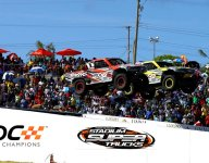 Stadium Super Trucks join Race of Champions