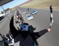 Flying Lizard wins its fourth 25 Hours of Thunderhill