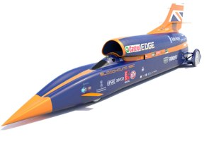 Bloodhound supersonic car for sale after project halted