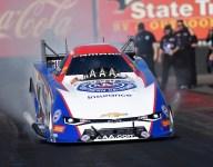 John Force Racing sets 2019 driver, crew chief lineup
