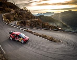 Ogier wins in Monte Carlo on Citroen debut