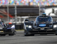 Alonso, Kobayashi pleased after first Roar laps