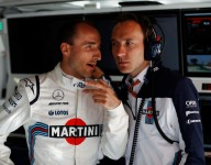 Kubica sure experience will help in Williams return