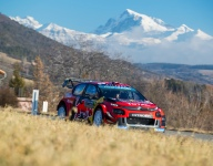 Ogier takes charge in Monte Carlo