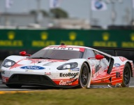 Rolex 24 Hour 20: Caution continues, but some still hit trouble