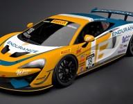 Andretti Autosport enters Pirelli GT4 America Series with McLaren, Jarett Andretti