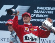 F1 pays tribute to Schumacher at 50