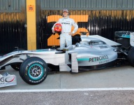 Schumacher 'one of the founding fathers' of Mercedes success
