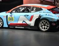 Hyundai reveals TCR Veloster