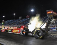 Advance Auto Parts backing transfers to Brittany Force's dragster