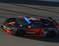 Compass Racing wins Michelin Pilot Challenge opener at Daytona