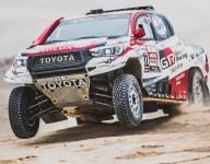 Al-Attiyah wins third Dakar Rally