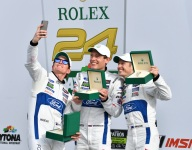 Westbrook admits last year's Rolex 24 glory tough to top