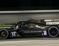 Bomarito leads Mazda 1-2 in fast Daytona night practice
