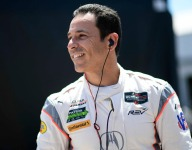 Castroneves closing in on Le Mans debut