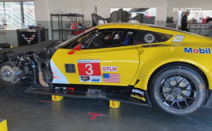 Video: RACER's Tour Before the 24 - GTLM