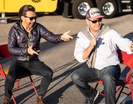 Justin Bell and Tommy Kendall launch 'The Torque Show'