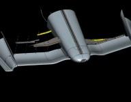 IndyCar reveals speedway front wing tweaks