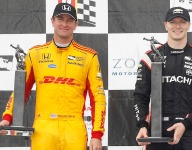 Newgarden, Hunter-Reay added to Race of Champions