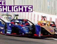 Formula E Marrakesh race highlights