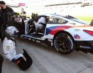 Zanardi, Edwards on Rolex driver change