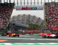 Mexico, Russia differ from F1 promoters' statement